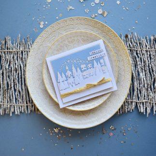 Landscape Border Card