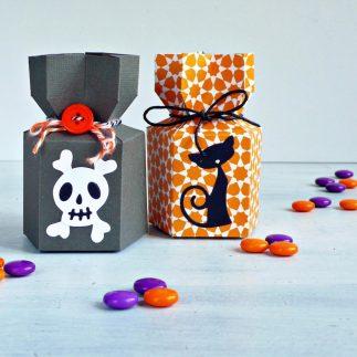 Halloween Treat Box - 15 minute make
