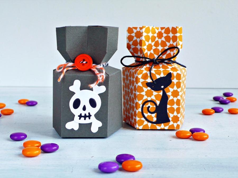 Halloween Treat Box