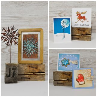Hochanda Festive Tim Holtz Part 1