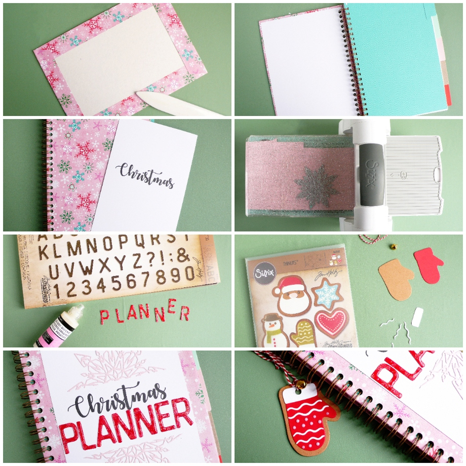 Create a Christmas Planner
