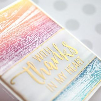 A Quick Guide to Heat Embossing