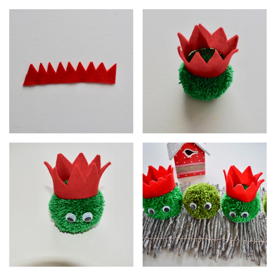 Pom Pom Sprouts