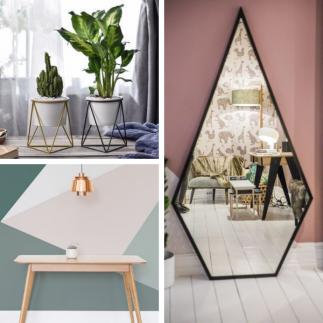 2019 Trend Alert – Geometric Designs
