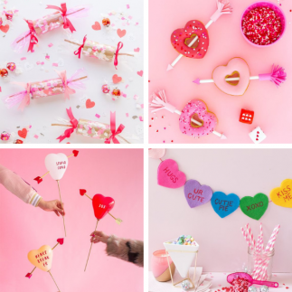 Fun Valentine's Day Inspired Makes