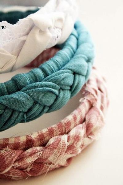 No-Sew Fabric Makes