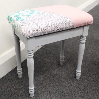 Nightingale upcycled stool