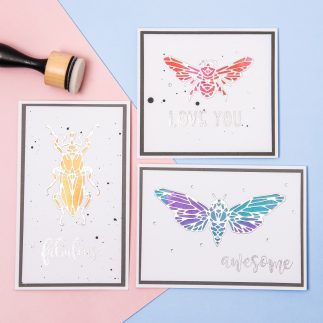 Geo Insect Cards