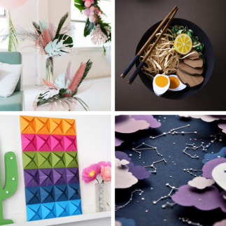 Top 5 Papercraft Trends!