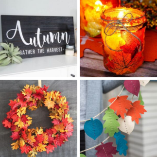 Autumn Decor DIY's