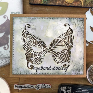 Masquerade Party Card (Video)