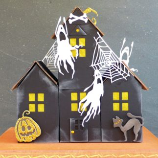 DIY Halloween Haunted House - VIDEO