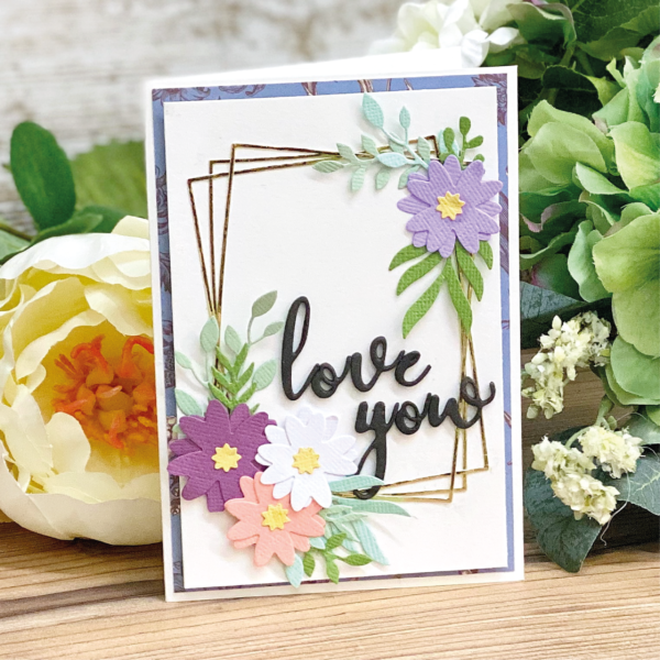 Valentine's Love you card (VIDEO)
