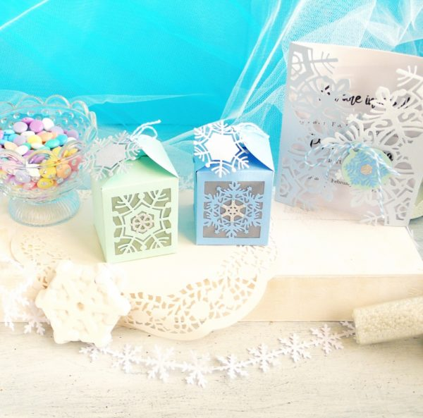 A DIY Ice Princess Birthday Party – VIDEO