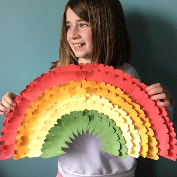 Rainbow Rising!