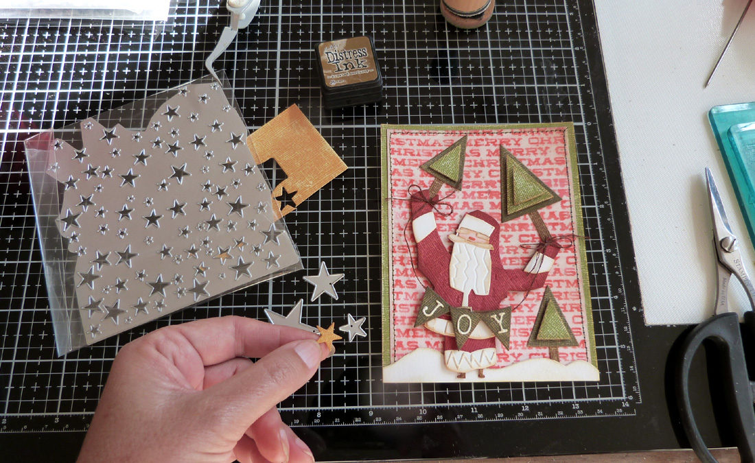 Make your own Christmas Cards with Papercut this Christmas