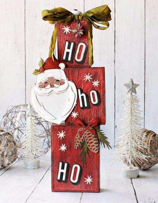 Make Your Own Santa's Wish Craft Box