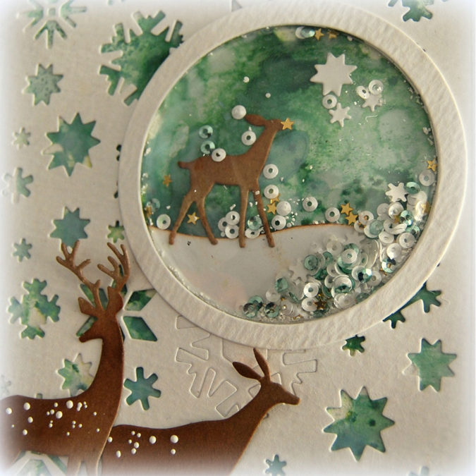 Christmas Chapter 4 with Tim Holtz!