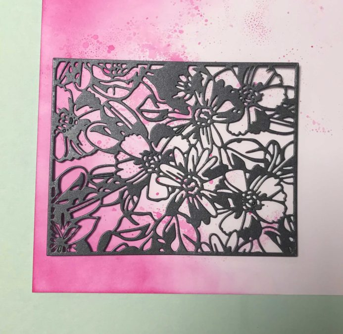 Flowery Mothers' Day Card