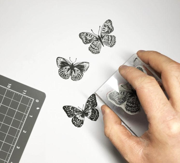 You Make My Heart Flutter Card!