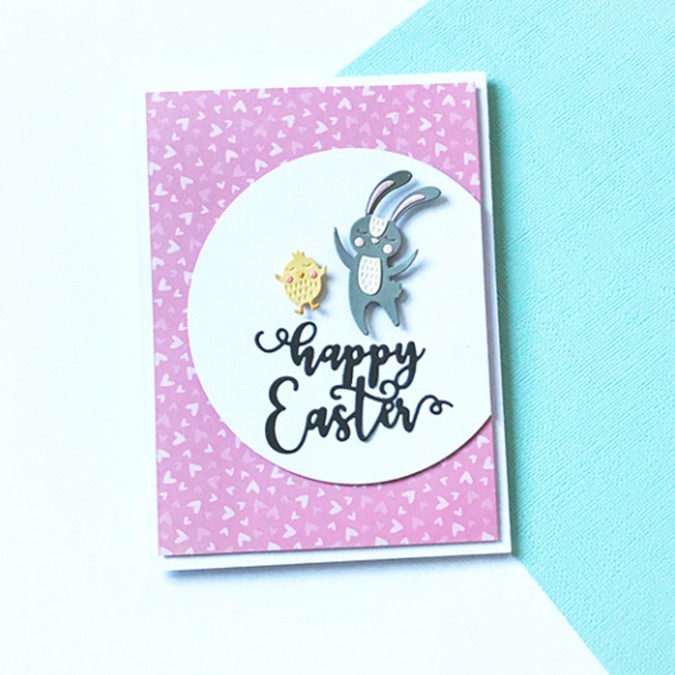 Easter Icon Card