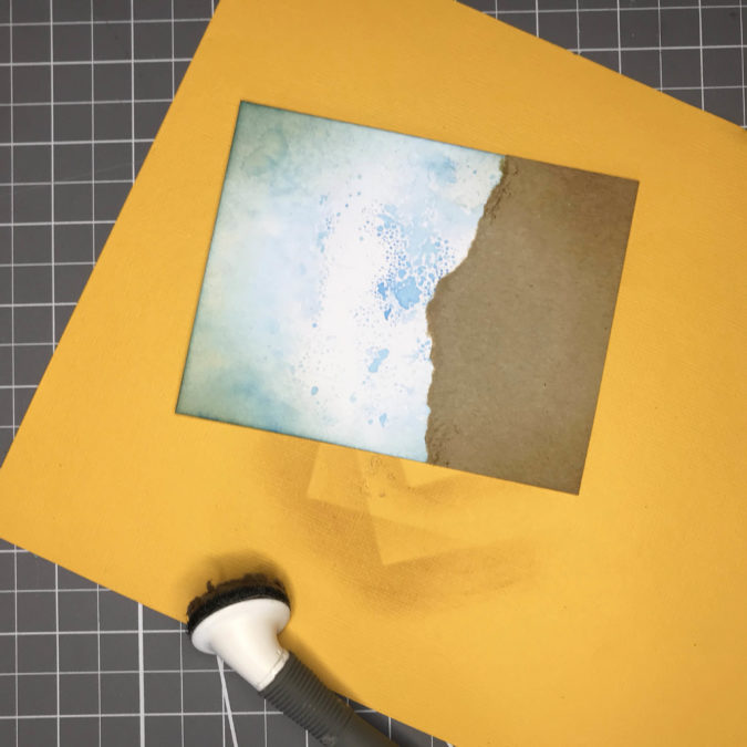 card making blend
