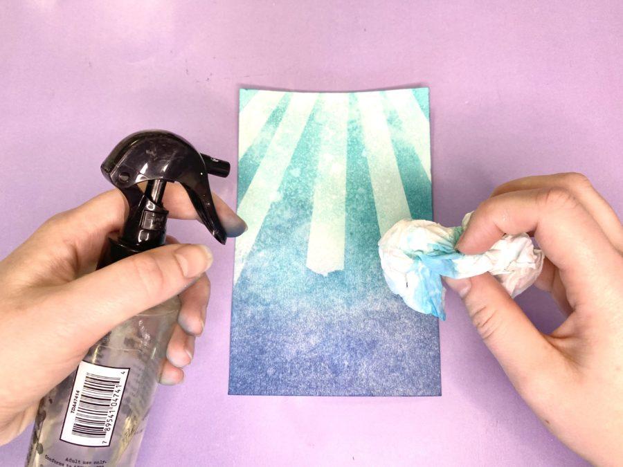 Mystical Mermaid Card