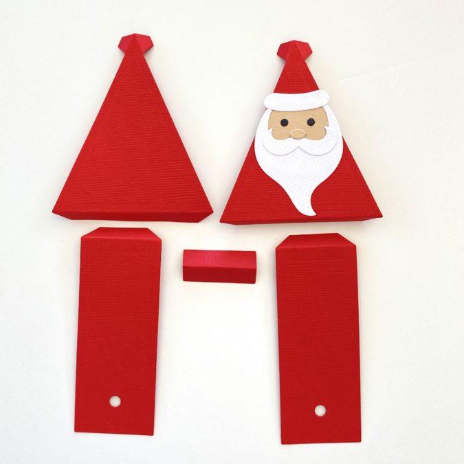Christmas Character Favor Box