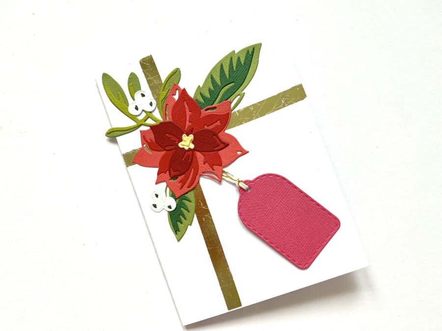 Layered Christmas Flower