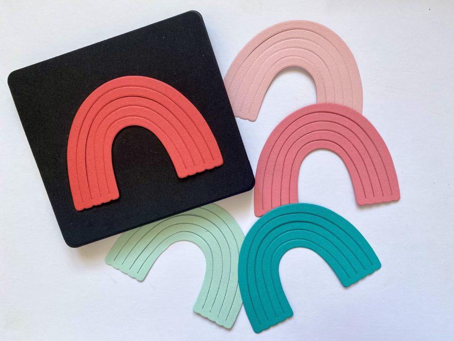 Pop-up Rainbow Card