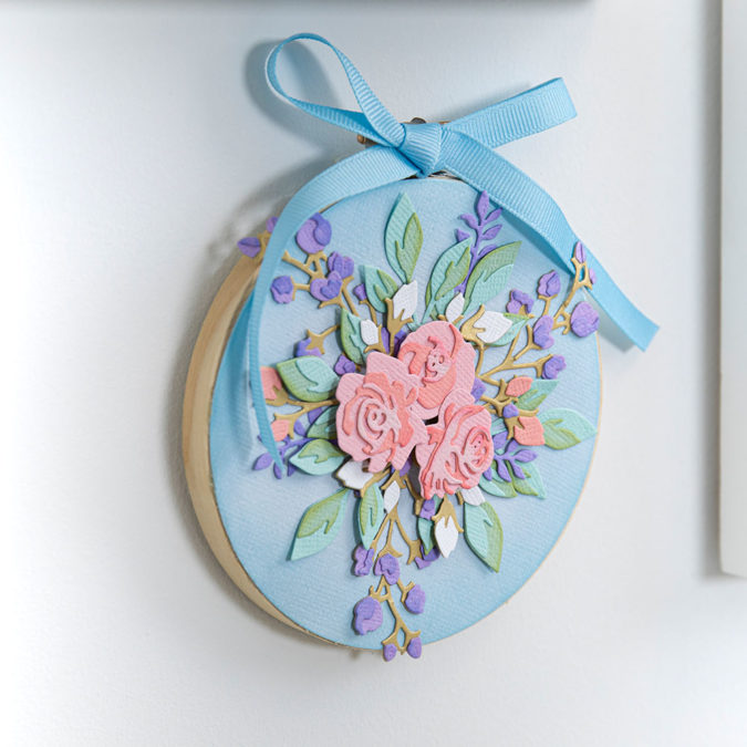 Home Décor Inspiration by Sizzix
