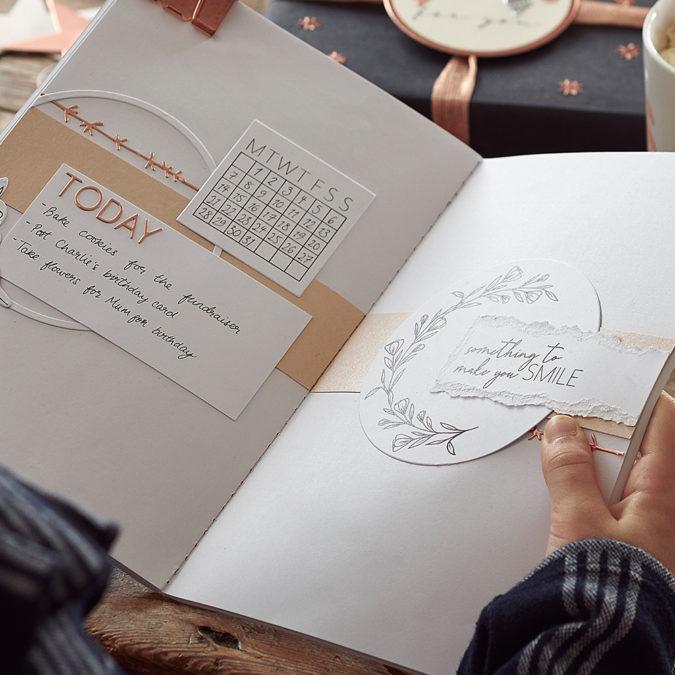 Journaling Inspiration by Sizzix